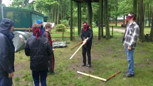 CampCraft Competition