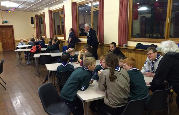 Cubs Quiz Night