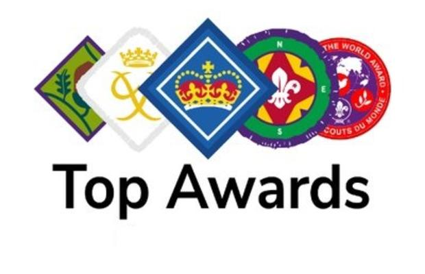 A chance to learn how to gain one of the Top Awards in Scouting