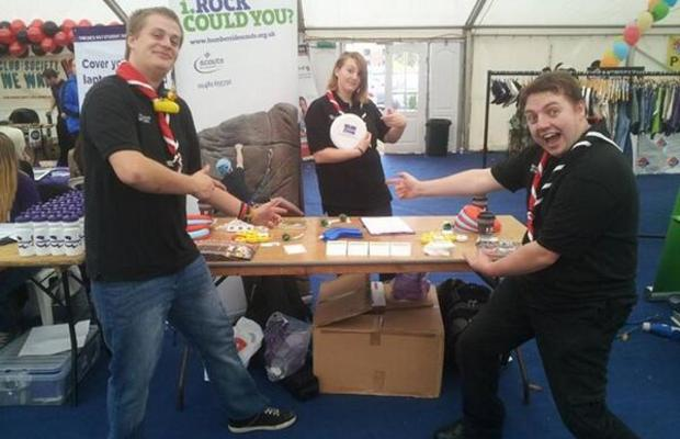 Hull University Freshers Fair